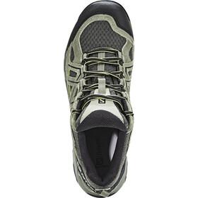 Salomon Evasion 2 Aero Chaussures de randonnée Homme, castor gray/beluga/fern